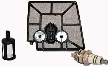 filtro adecuado Stihl 034av//Super motor sierra motosierra nuevo Ölschlauch