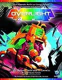 Renegade Game Studios RGS00815 Overlight GM Screen & Sourcebook, Mehrfarbig