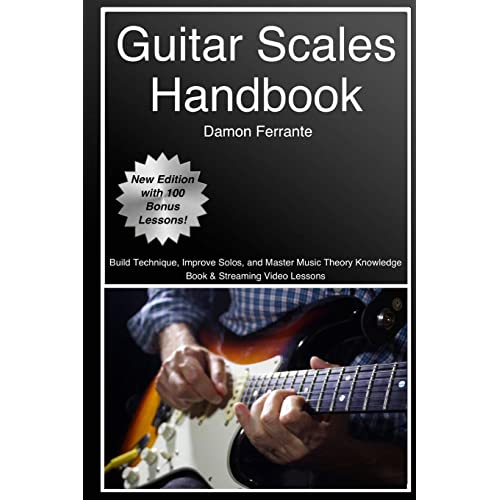 Guitarists Music Theory Book