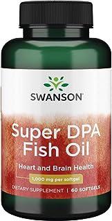 Sponsored Ad - Swanson Super Dpa Fish Oil 60 Sgels