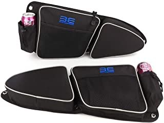 RZR Door Bags for Polaris RZR XP 1000 900XC S900 Front Side Passenger And Driver Side Storage Bag with Knee Protection Pad