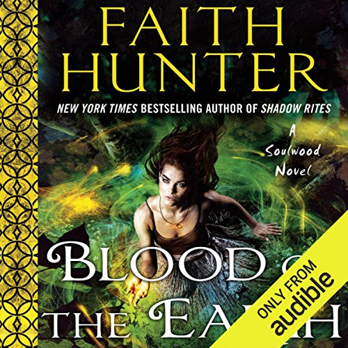 Blood of the Earth audiobook cover art