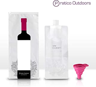 reusable wine shopping bags