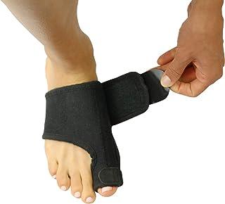 Vive Bunion Brace (Pair) – Big Toe Corrector Straightener with Splint –..