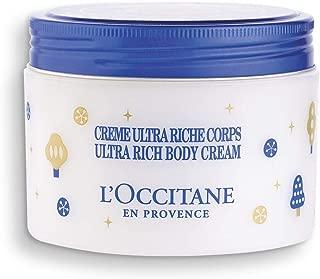 L'Occitane Shea Butter Ultra Rich Body Cream 6.70 fl.oz