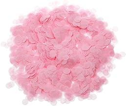 Toyvian Papier Confetti 1 Bag/ 50G 1X1x0. 1Cm Ronde Confetti Fashion Feestartikelen Scatters Tafel Decoratie Confetti Ball...