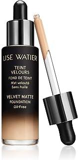 Lise Watier Velvet Matte Foundation, Naturel, 0.88 fl oz