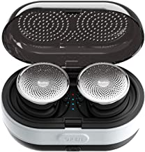 $28 » Willow S Portable Sound Bass Blueteeth Speakers-Magnetic Connectable Base True Stereo Waterproof Speakers