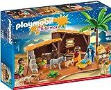 Weihnachtskrippe für Kinder von Playmobil
