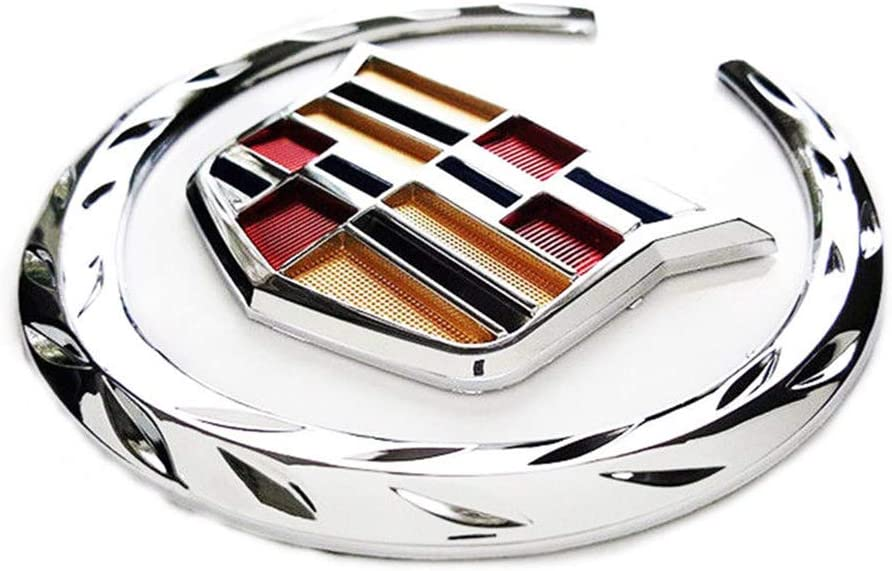 Cardiytools 6 Inch Front Grille Emblem Badge Sym Crown Sale SALE% OFF Logo sold out Hood