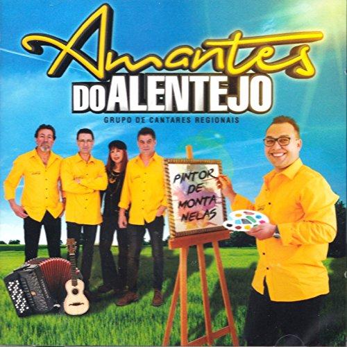 Amantes Do Alentejo - Pinto De Monta Nelas [CD] 2018