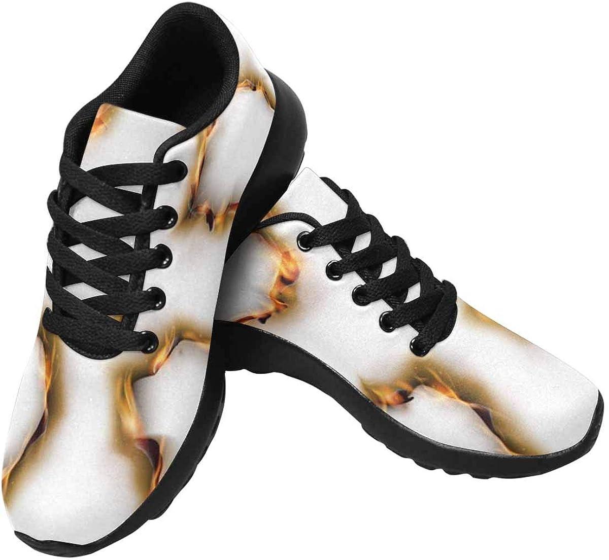 大人気! InterestPrint Women's Running Shoes Non-Slip Breatha 特価 Lightweight