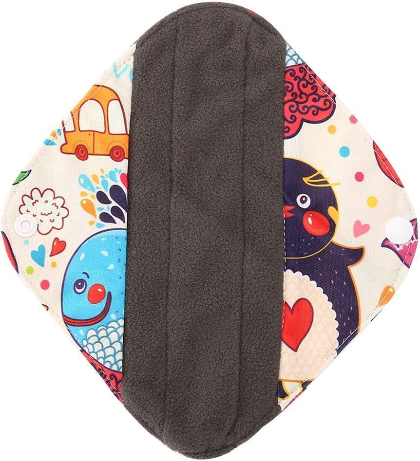 1Pc Reusable Sanitary Pad for Health Menstrual Care Pa Very Popular popular popular
