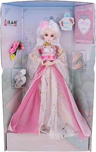 tienda de bajo costo P P P Prettyia Juegos Pretender muñeca Princesa de 26 Articulaciones con Vestido Dulce Escala 1 4 Regaños de Niños - E  gran selección y entrega rápida