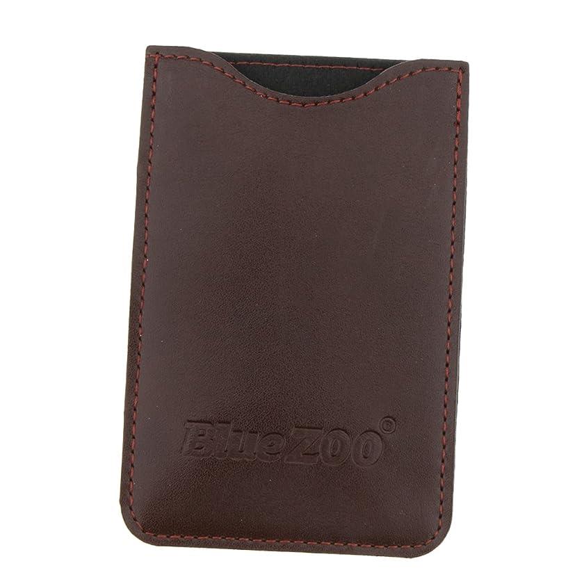 評価八百屋第四Baosity 収納パック 収納ケース 保護カバー 櫛/名刺/IDカード/銀行カード 旅行 便利 全2色  - 褐色