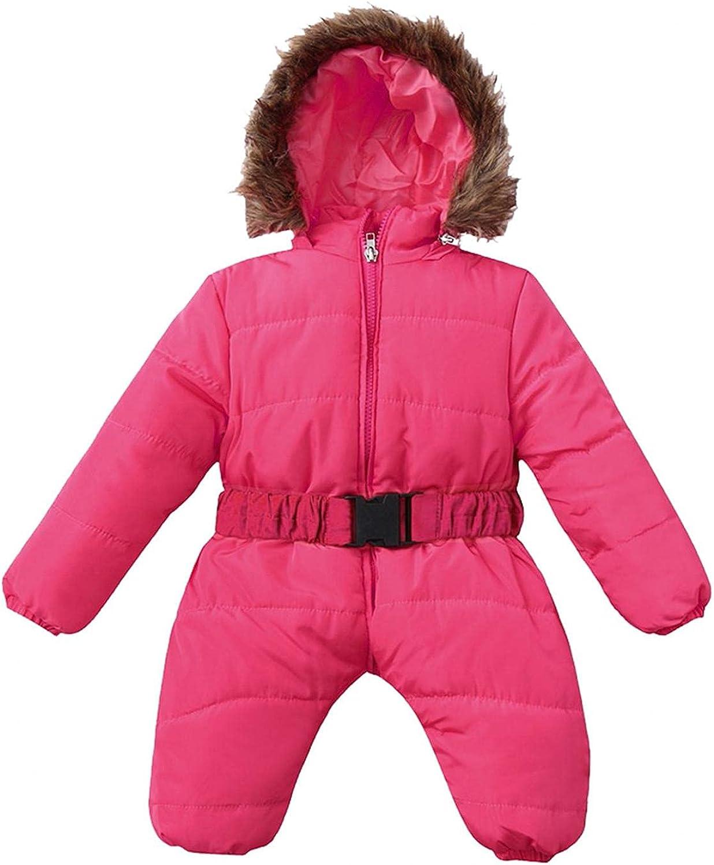 Fankle Infant Baby Winter Warm Coat Belt Boys Baltimore Mall Girls Waist Bombing free shipping Bodysu
