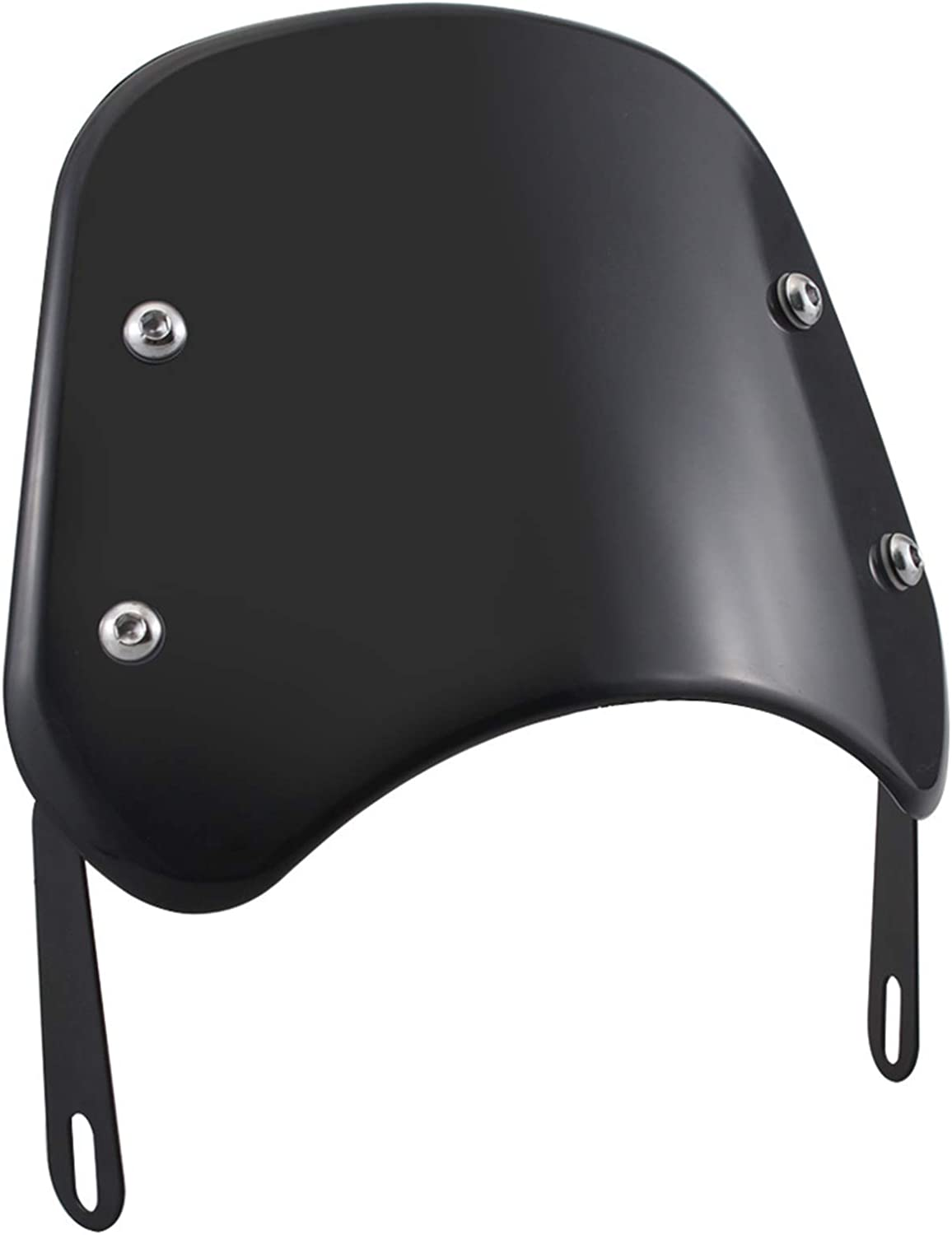 KKLL Motorcycle New York At the price of surprise Mall Windshield Front Wind Windscreen Defl