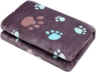 Premium Fluffy Pet Dog Blanket Super Soft Cat Blanket Flannel Fleece Puppy Dog Throw Blanket