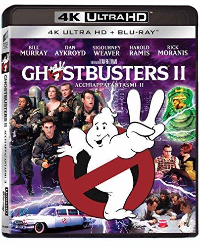 Ghostbuster 2 (4K UHD + Blu-Ray)