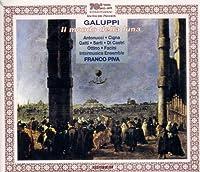 Il Mondo Della Luna by BALDASSARRE GALUPPI (1999-02-15)