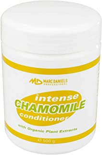 Deep Chamomile Hair Conditioner Treatment for all hair types including color treated and damaged hair