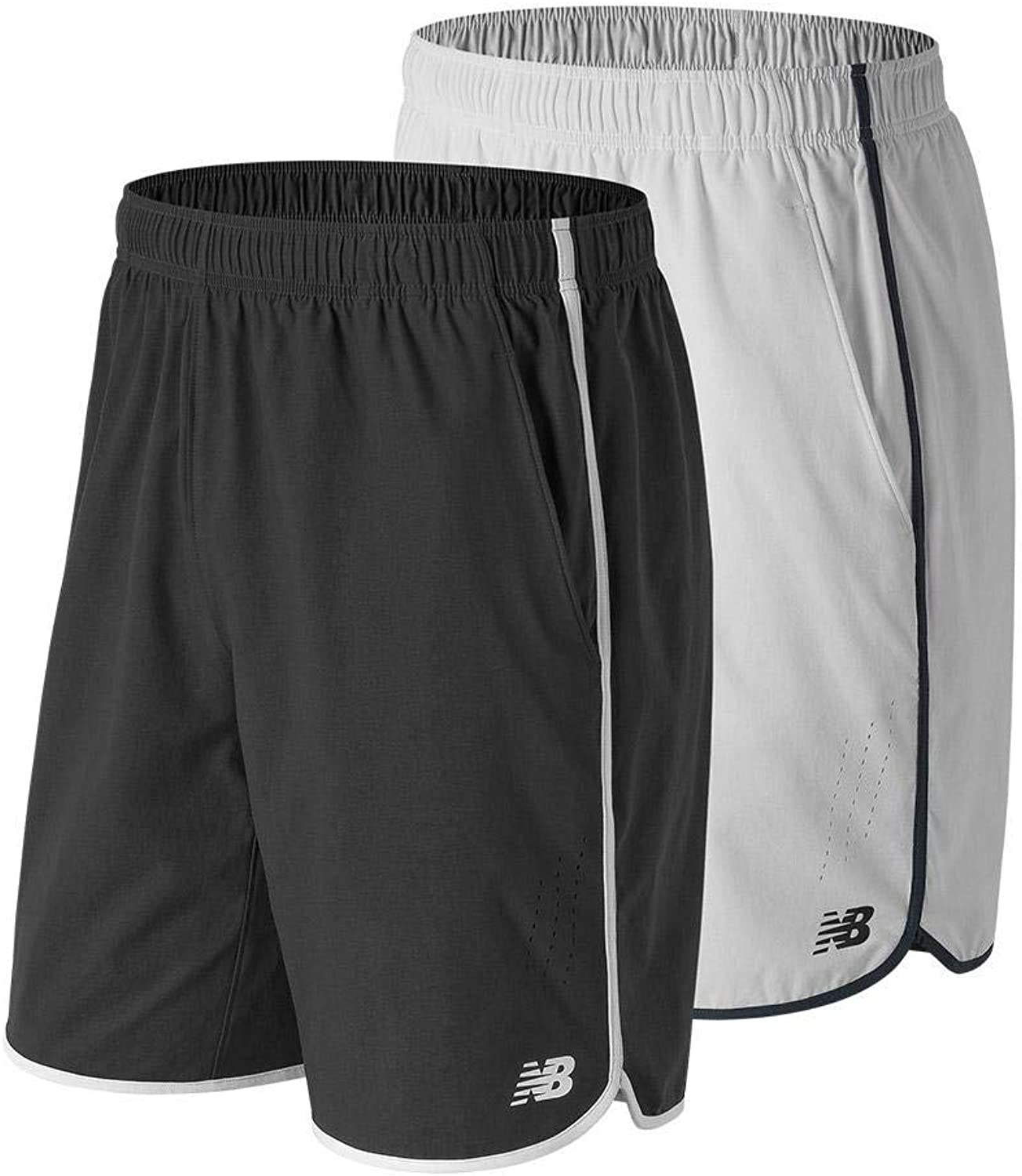 New Balance-Men`s 9 Inch Tournament Tennis Short-(798248763893)