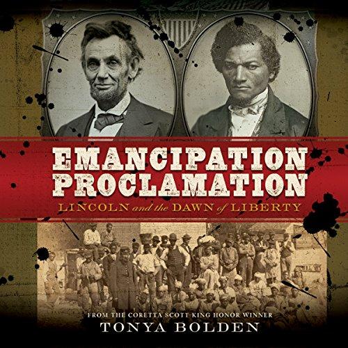 Emancipation Proclamation audiobook cover art