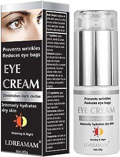 Crema de OjosCrema para los OjosContorno de Ojos Anti EdadEye CreamSerum Contorno de Ojos Anti arrugas Elimina la hin...