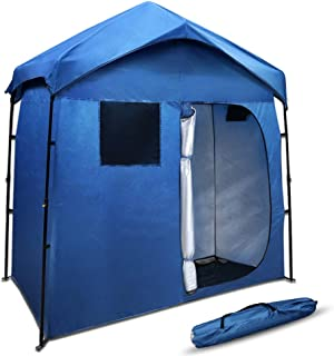 Portable Pop Up Shower Toilet Change Room Tent