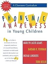 Best phonemic awareness curriculum kindergarten Reviews