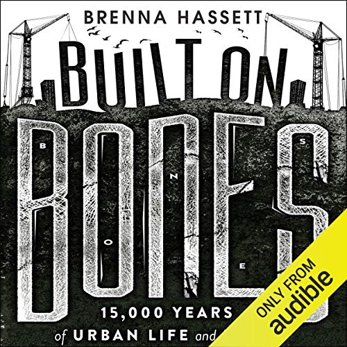 Built on Bones audiobook cover art