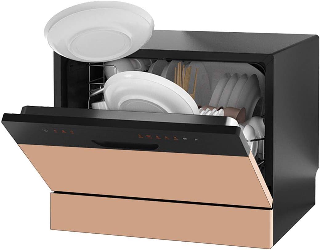 CLING Lavavajillas,Tasa De Esterilización A Alta Temperatura del 99,99%, Sistema De Agua Blanda Incorporado,Lavavajillas Inteligente