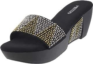 Metro Women Synthetic Sandals (35-2738)