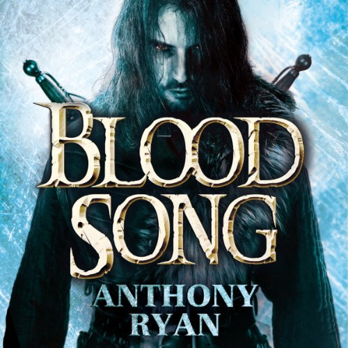 Blood Song     Book 1 of Raven's Shadow              By:                                                                                                                                 Anthony Ryan                               Narrated by:                                                                                                                                 Steven Brand                      Length: 23 hrs and 5 mins     358 ratings     Overall 4.6