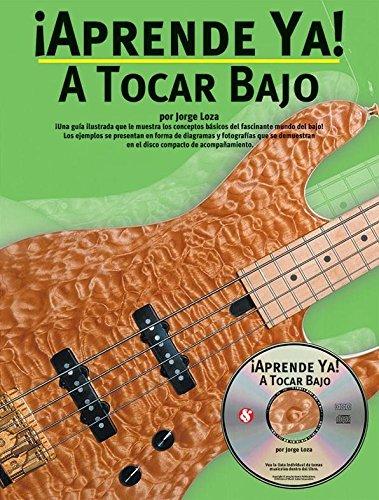 METODO - Aprende Ya Bajo Electrico (Inc.CD) (Lozano)