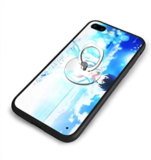 Free! Timeless Medley - Bond - Haruka Nanase Cute Anime Style Case for Apple iPhone 8 Plus and iPhone 7 Plus with Phone Ring Holder