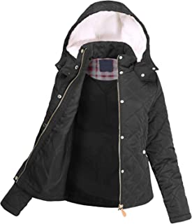 Best ladies quilted jacket with elbow patches Reviews