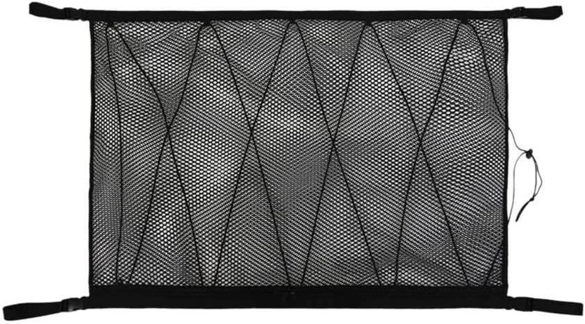 Ranking TOP7 Fashionable VVU Car Roof Storage Bag Interior Drawstring Net with Cargo