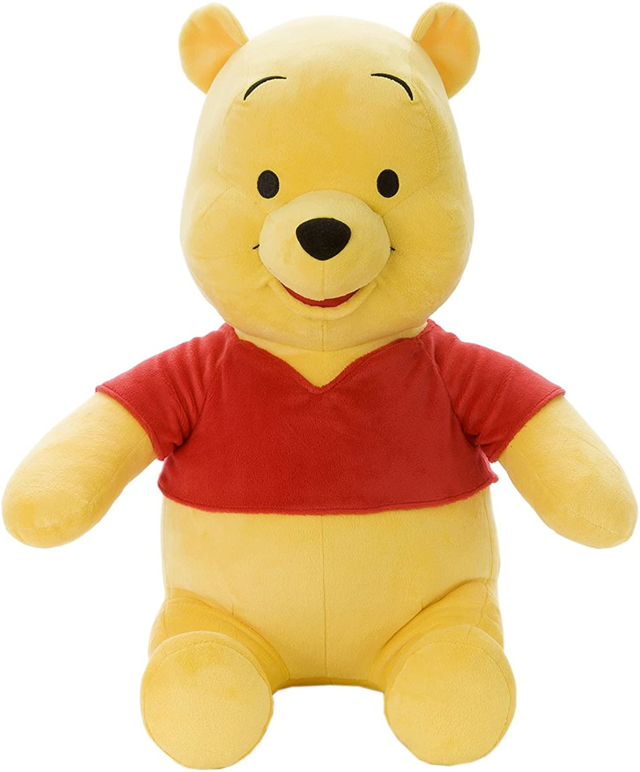 Disney Winnie the basic stuffed bear L (japan import)