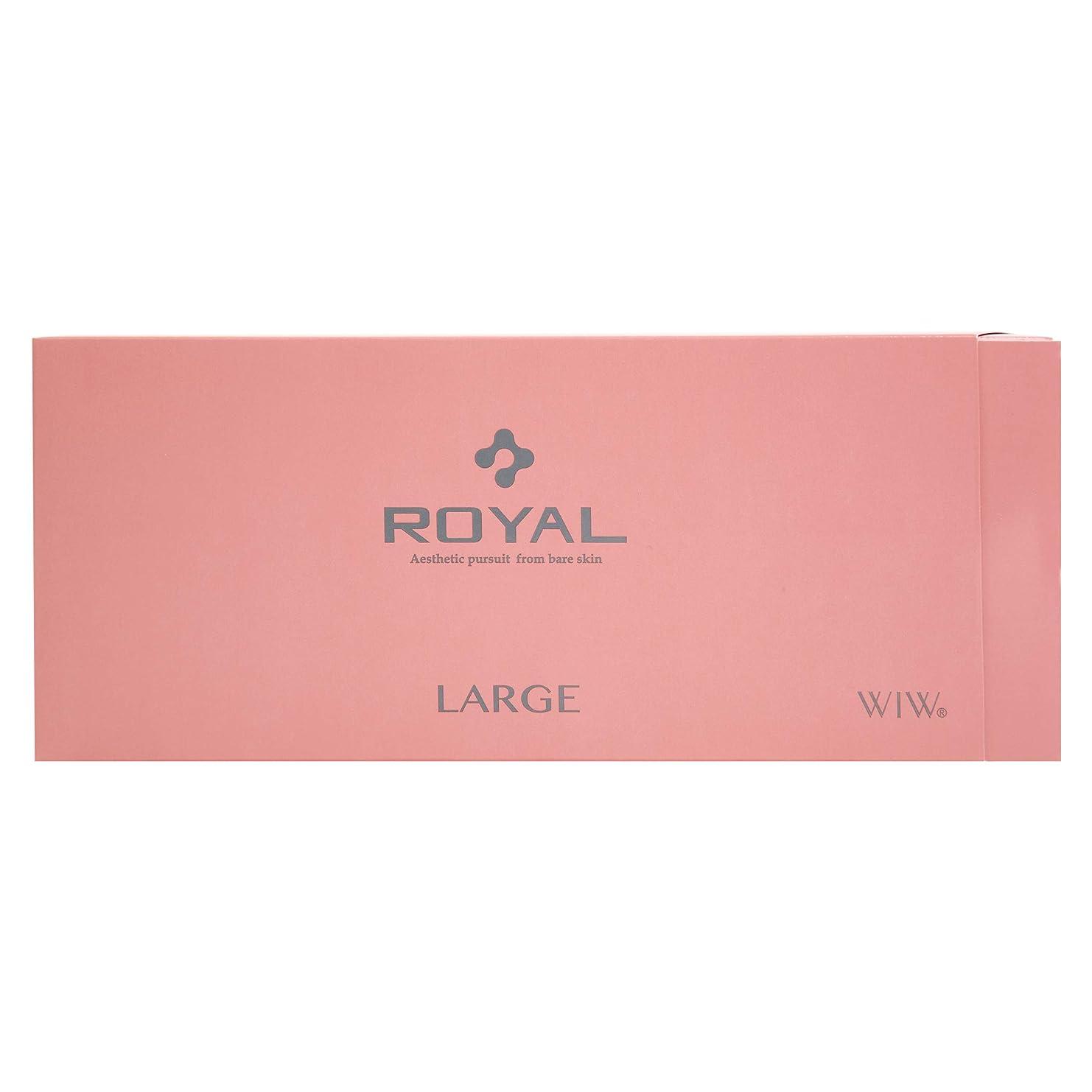 戻す根拠思い出させるWIW ROYAL ロイアルラージ 1.3ml×90袋