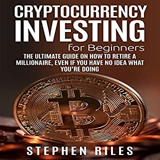 Cryptocurrency Investing for Beginners cover art
