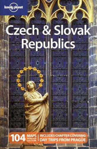 Lonely Planet Czech & Slovak Republics (Travel Guide)