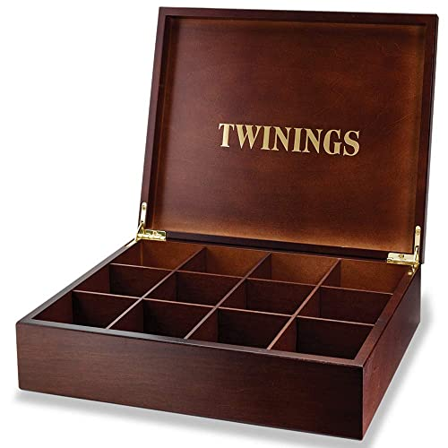 tea boxes with compartments amazon co uk