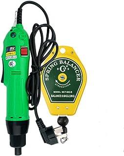 YUCHENGTECH Elektrisk flaskskydd maskin handhållen kåptätare 900 varv/min för ?10-50 mm flaskmössa 220 V (2 skruvhuvuden +...