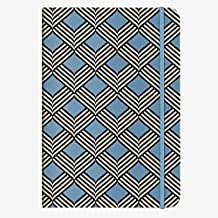 Cedon Anteckningsbok A5 snyggt mönster romb