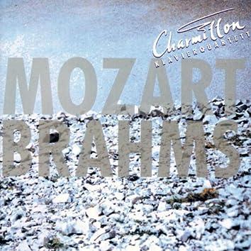 W.A.Mozart & J.Brahms: Piano Quartets
