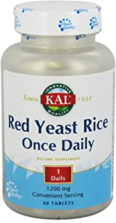 Red Yeast Rice 1,200 MG (60 Tablets)