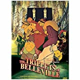 TRIPLETS OF BELLEVILLE (DVD/WS 1.78 ANAMORPHIC/DD 5.1/ENG-SUB)