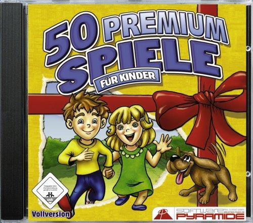 50 Premium-Spiele für Kinder [Software Pyramide]