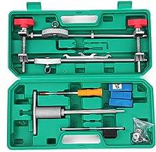 Datouya 1 stks Houten Deur Unlocking Tool Set, FingerPrint Locksmith Installatie Modified Lock Tool, Houten deur ruimen